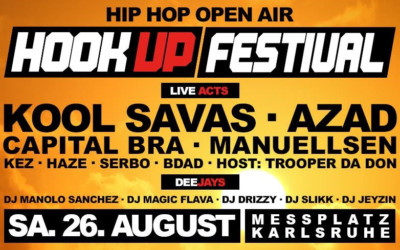 hook up festival