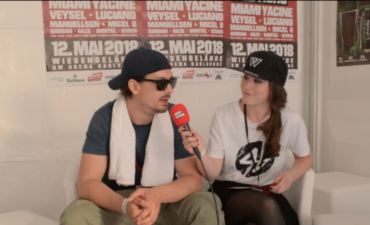 haze interview karlsruhe