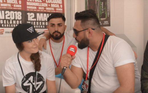 unsigned interview hook up festival ka rap tv